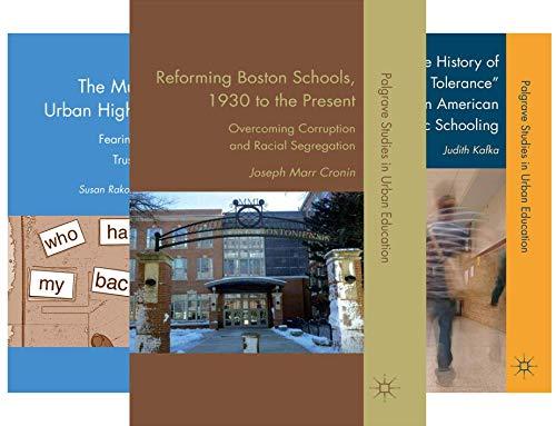 Palgrave Studies in Urban Education (9 Book Series)