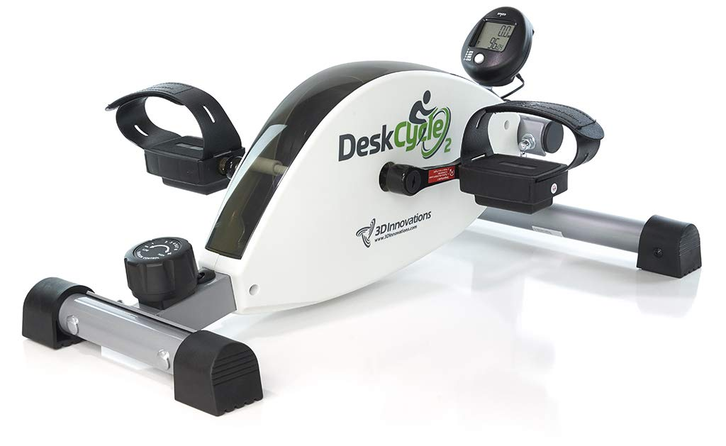 DeskCycle Under Exercise Pedal Exerciser