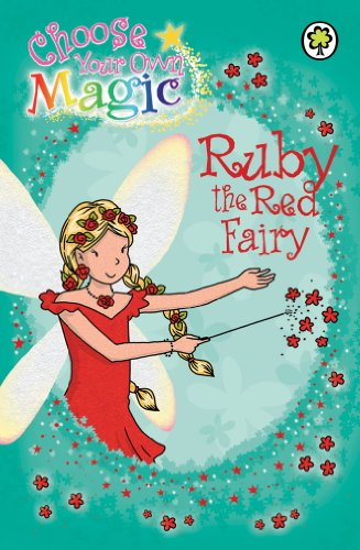 Rainbow Magic: Ruby the Red Fairy - Choose Your Own Magic