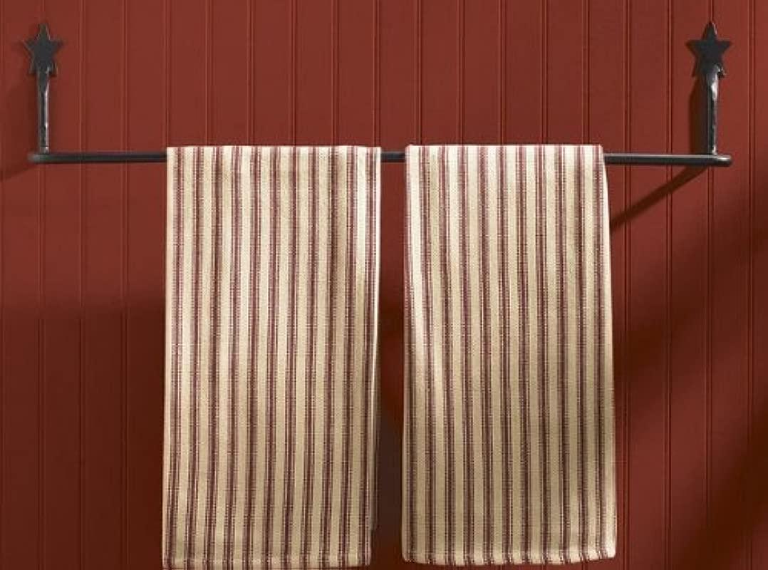 Park Designs Star Bathroom Towel Bar 24