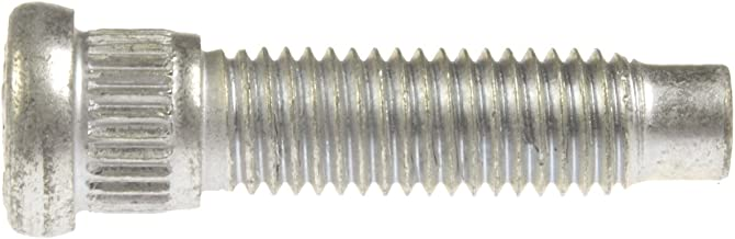 Dorman 610-390 1/2-20 Serrated Wheel Stud - .565 In. Knurl, 2-3/32 In. Length (Box of 10)