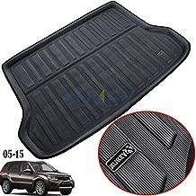 XUKEY for Suzuki Grand Vitara Escudo Nomade 5Dr 2006-2015 Cargo Liner Boot Rear Trunk Mat Tray Floor Carpet Luggage Tray Mud Kick Pad Tailored