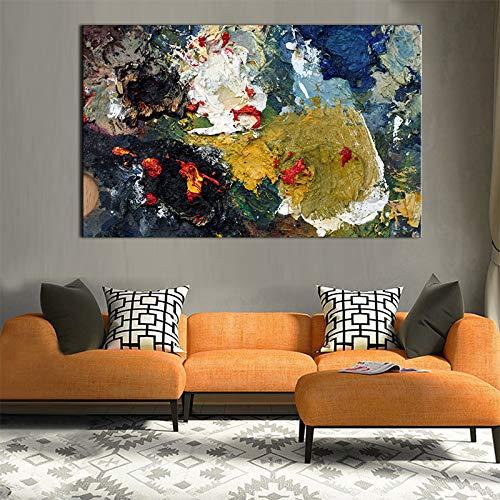 Droom abstract canvas afdrukken hoogwaardige kunst muurschildering poster afbeelding decoratie zonder lijsting