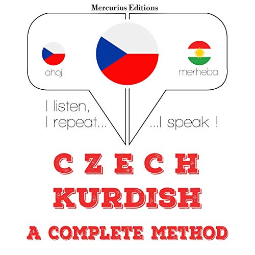 Czech - Kurdish. A complete method cover art