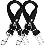 adjustable dog car seatbelt harness