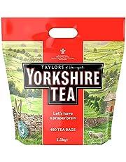 Taylors of Harrogate Yorkshire Tea 480 zakje 1,5 kg - zwarte thee theezakje