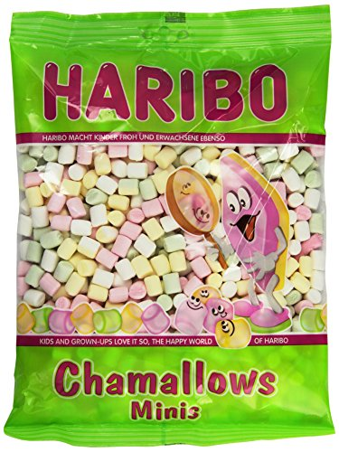Haribo Chamallows Minis, 6er Pack (6 x 200 g)