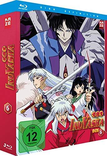 InuYasha - TV Serie - Vol.6 - [Blu-ray]