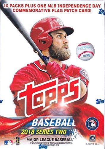 Topps Baseball 2018 Series 2 Mass Value Box