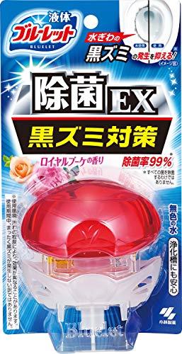 液体ブルーレットおくだけ除菌EX トイレタンク芳香洗浄剤 本体 ロイヤルブーケの香り 70ml