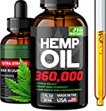 Evonature Hemp Oil 360 000 MG