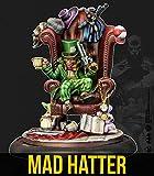 Knight Models Juego de Mesa - Miniaturas Resina DC Comics Superheroe - Batman- Mad Hatter
