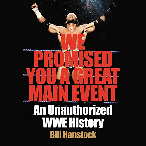 Page de couverture de We Promised You a Great Main Event