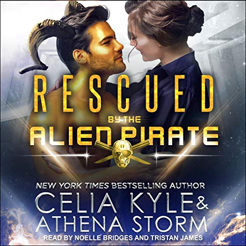 Rescued by the Alien Pirate cover art