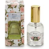 L'Erbolario - Rose - Perfume Spray for Women - Amber and Floral Scent, 1.7 oz