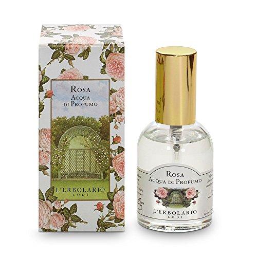 L'Erbolario Rose Eau de Parfum, 1er Pack (1 x 50 ml)