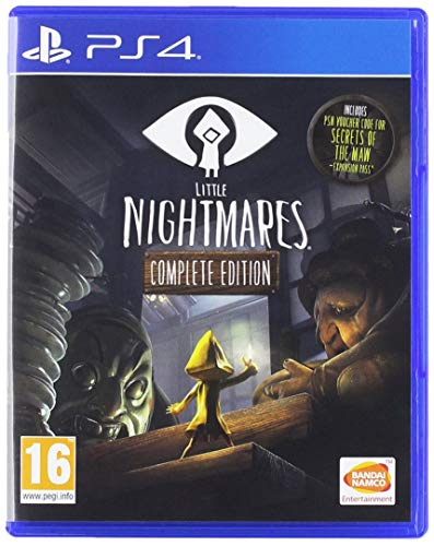 Little Nightmares - Complete Edition(PS4)