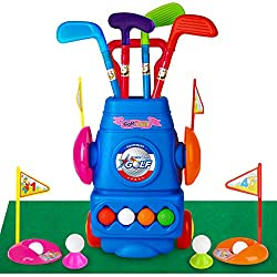 best top rated toddler golf set 2021 in usa
