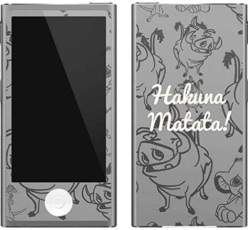 Skinit Decal MP3 Player High order Skin Compatible 7th Nano with New Orleans Mall Gen iPod
