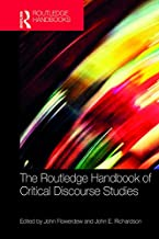 The Routledge Handbook of Critical Discourse Studies (Routledge Handbooks in Applied Linguistics)