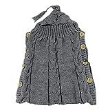 AILOVA Sac de Couchage pour Bébé, Pépinière de l'Emmailloter Couvertures Poussette Wrap Gigoteuses Nouveau-né Bébé