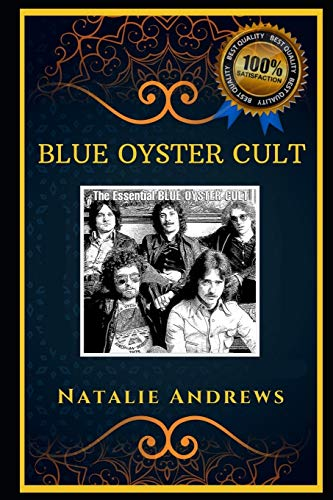 Blue Oyster Cult: Legendary Rock Band, the Original Anti-Anxiety Adult Coloring Book