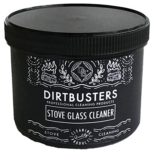 Dirtbusters - Limpiador profesional en pasta para el cristal
