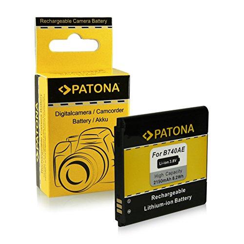 PATONA Batteria B740AE compatibile con Samsung Galaxy S4 Zoom SM-C1010 NX mini NXF1