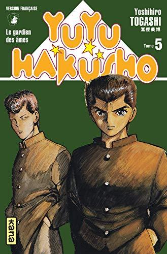 Yuyu Hakusho, tome 5
