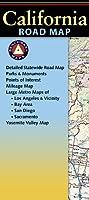California Road Map (Benchmark Maps)