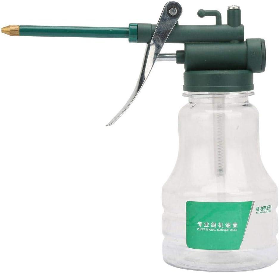 High Pressure Transparent Pump Oil Pot Beak Lubri Long 2021 new Spray Gun 5 ☆ popular