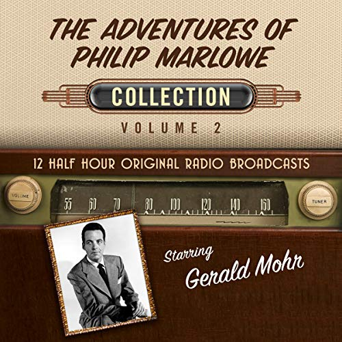 The Adventures of Philip Marlowe, Collection 2 audiobook cover art