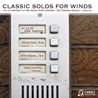 Classic Solos for Winds