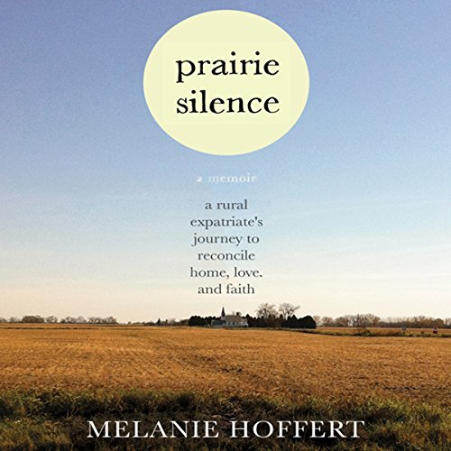 Prairie Silence audiobook cover art