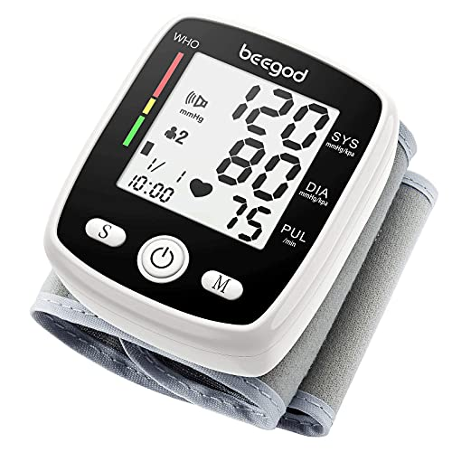 Blood Pressure Monitor,BP Monitor Irregular Heart Beat...