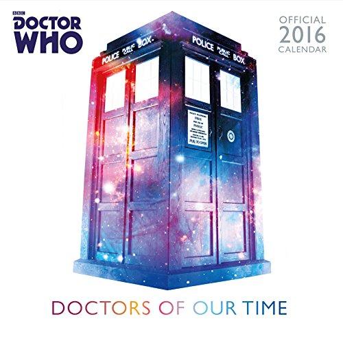 The Official Doctor Who Calendar 2016
