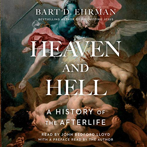 Couverture de Heaven and Hell