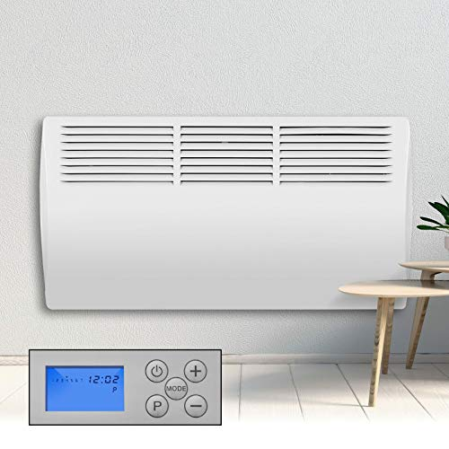Devola Efficient Programmable Thermostat Heater