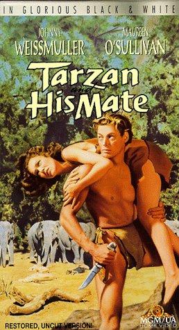 Tarzan and His Mate [VHS]