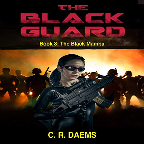 『The Black Guard: Book III』のカバーアート