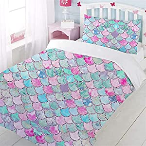 51YGA1JUO7S._SS300_ Mermaid Bedding Sets & Comforter Sets