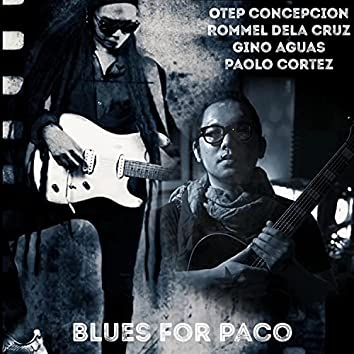 Blues For Paco (feat. Paolo Cortez)