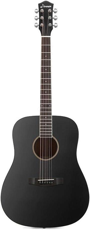 Boll-ATur Bolsa de cobre Stringswith negro Principiante Guitarra Clásica Guitarra guitarra acústica 41inch guitarra Selecciones Clip Tuner Correa Capo Wipe