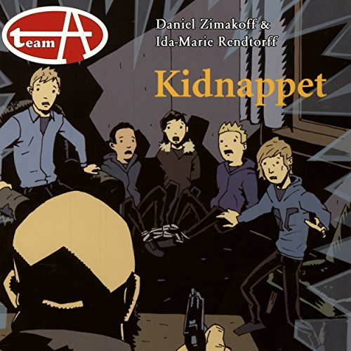 Kidnappet audiobook cover art