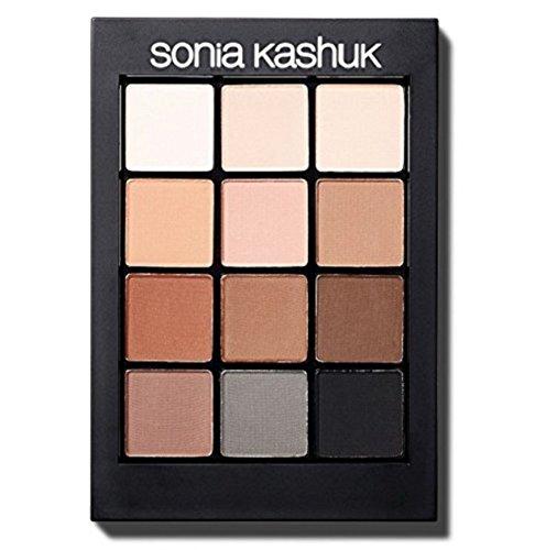 Sonia Kashuk Instructional Eye Palette Shadow - Eye on Neutral