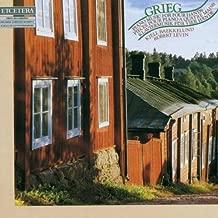 Edvard Grieg: Piano Music for Four Hands- Norwegian Dances / Old Norwegian Romance