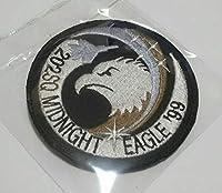 航空自衛隊 ワッペン パッチ 第202飛行隊 202sq ミッドナイトイーグル