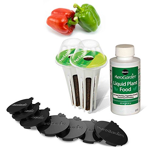 AeroGarden Sweet Bell Peppers Seed Pod Kit
