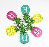 SUNBEAUTY Ananas Girlande SUMMER Buchstaben Banner Sommerparty Dekoration - 7
