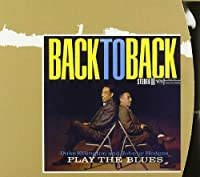 Play...The Blues Back To Back (VME - Remastered) by Duke Ellington & Johnny Hodges (1997-07-29)
